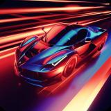 Racing in Ferrari Icon