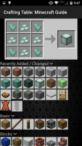 Crafting Table Minecraft Guide Screenshot