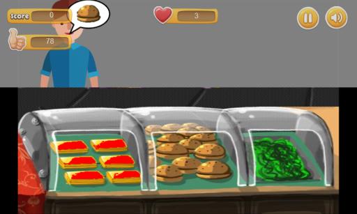 Food Shop - provide the food screenshot 2