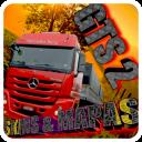 Grand Truck Simulator 2 SKINS e MAPAS