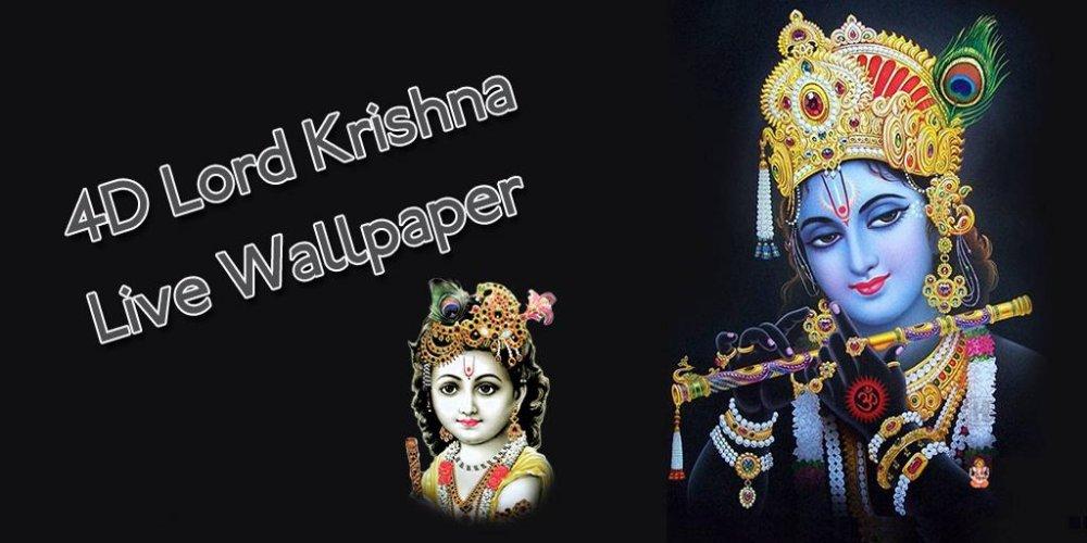 4d Lord Krishna Live Wallpaper 1 0 Download Android Apk Aptoide