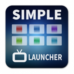 Simple TV Launcher 1 5 3 Загрузить APK для Android - Aptoide