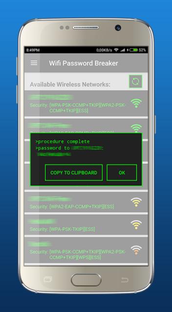 Wifi Password Breaker PRANK | Download APK for Android ...
