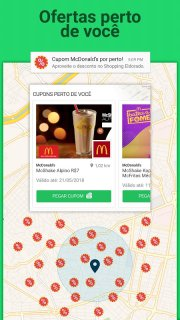 Cuponeria- Free Coupons Brazil screenshot 3
