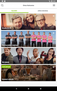 MTV Katsomo screenshot 12