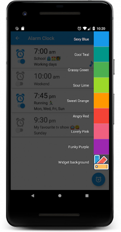 Alarm Clock Widget (No Ads) 2 3 1 Download APK for Android - Aptoide