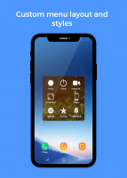 Assistive Touch,Screenshot(quick),Screen Recorder Screen