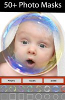 Photo Bubbles Screen