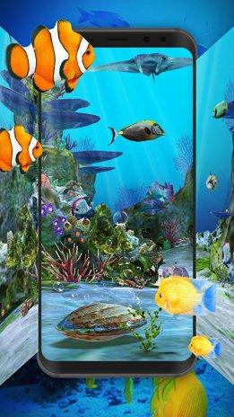 Aquarium Clown Fish Live Wallpaper 2019 2202390 Descargar