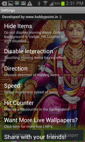 Swaminarayan Hq Live Wallpaper Screenshot 3