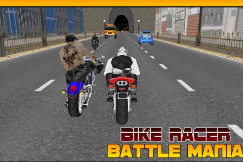 Real Bike Racer: Battle Mania screenshot 5