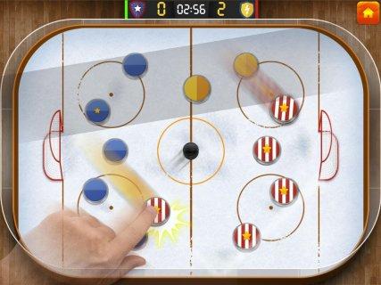 Ice Hockey League FREE screenshot 1