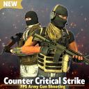 Counter Critical Strike - FPS Army Gun Shooting 3D