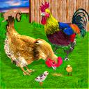 New Hen Family Simulator: Chicken Farming Games