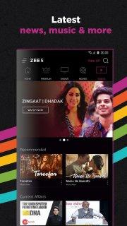 ZEE5 - Movies, TV Shows, LIVE TV & Originals screenshot 6