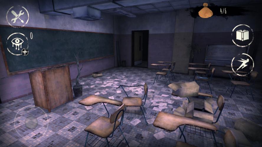 Eyes: Scary Thriller - Creepy Horror Game screenshot 9