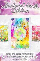 Earth Children Oracle Cards Screen