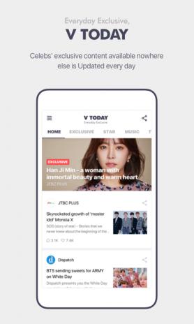 V – Live Broadcasting App 4 2 0 Download APK for Android