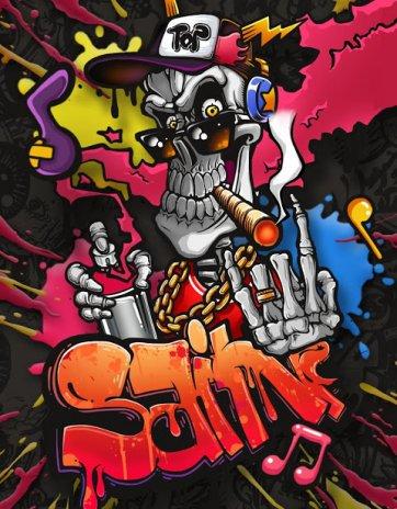 Graffiti Skull Street Art Live Wallpaper 1 1 2 Download Apk For