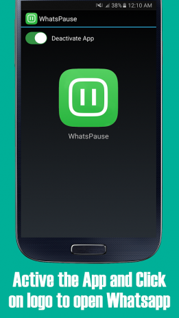 Whatspause to whatsapp 2 7 Download APK for Android - Aptoide