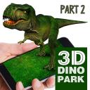 3D Dinosaur park simulator part 2