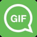 Whats a Gif - GIF Sender(Saver,Downloader, Share)