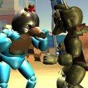 Street Night Battle Animatronic Fighter 3