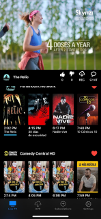 BossTV - Movies,TV,Sports,Yoga,News,Love,TV Shows screenshot 6
