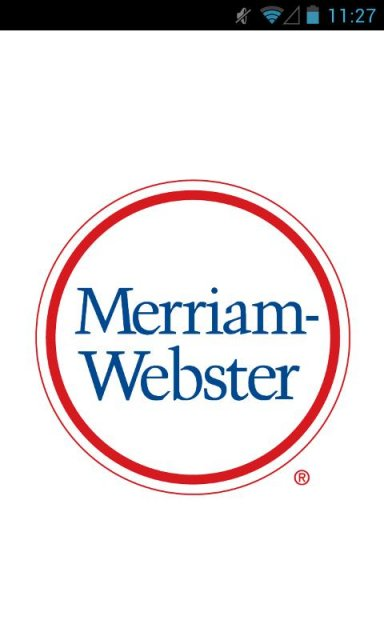 merriam webster dictionary and thesaurus free download