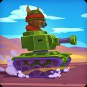 Zoo War: 3v3 Tank Game Online