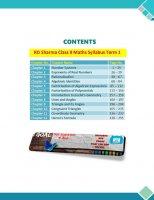 RD Sharma Class 9 Part-1 Screen