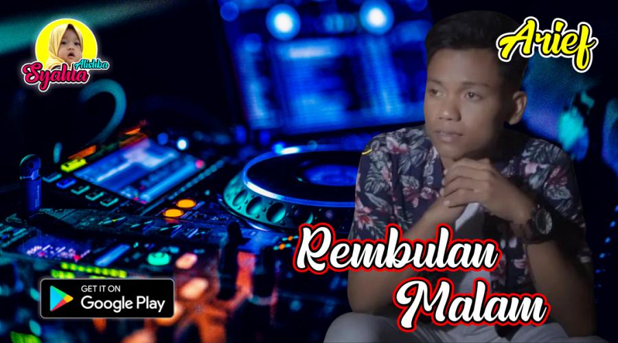 DJ REMBULAN MALAM ARIEF SLOW ROCK screenshot 1