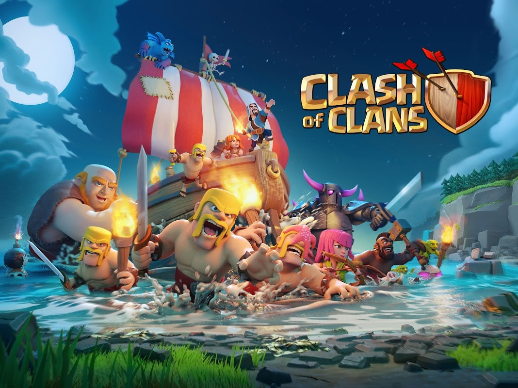 Clash of Clans screenshot 1
