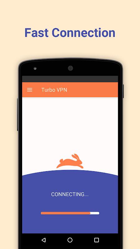 Turbo VPN - Unlimited Free VPN screenshot 2