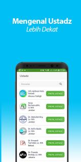 Halo Ustadz (Aplikasi Konsultasi Syariah) screenshot 7
