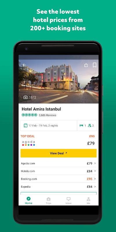 TripAdvisor Hotels Restaurants screenshot 10
