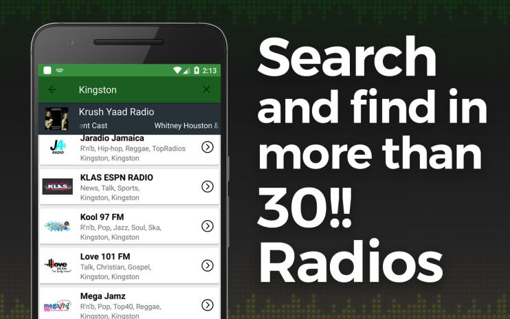 Radio Jamaica 1 0 Download APK for Android - Aptoide