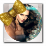 Sparkle Photo Collage Icon