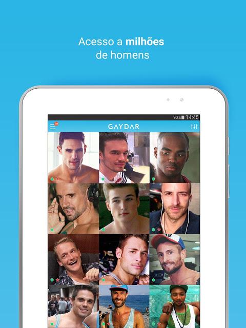 Gay dating site gaydar
