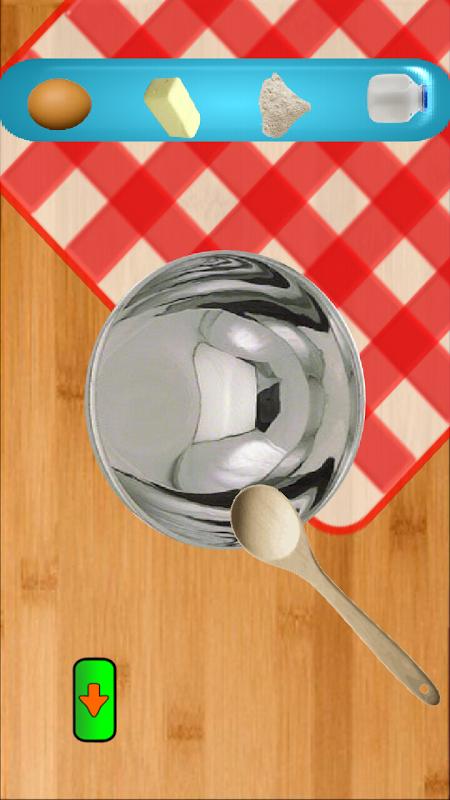 Cake Maker Cooking for kids screenshot 2