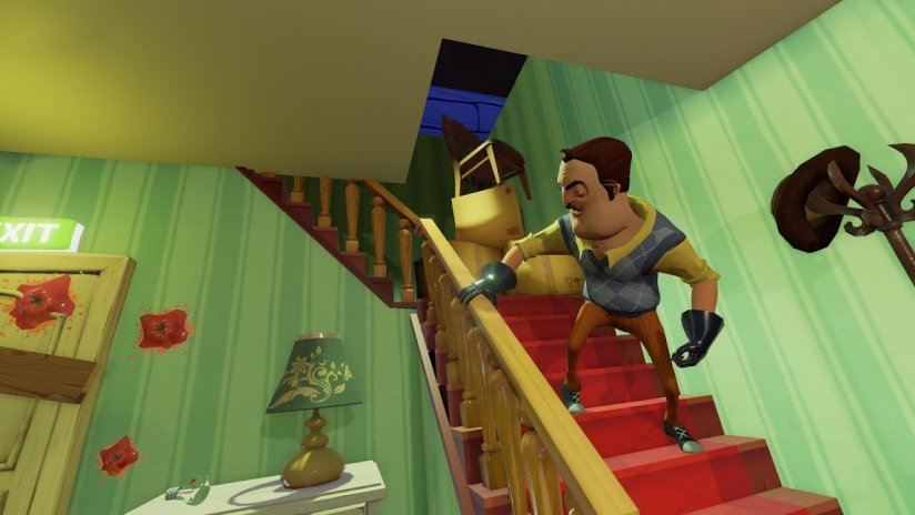 hello neighbor alpha 3 apk free download