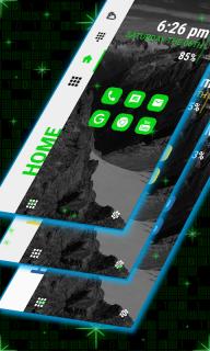 Strip Launcher 2019 - stylish theme screenshot 4