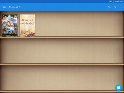 Moon+ Reader screenshot 6