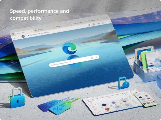 Microsoft Edge: Web Browser screenshot 9