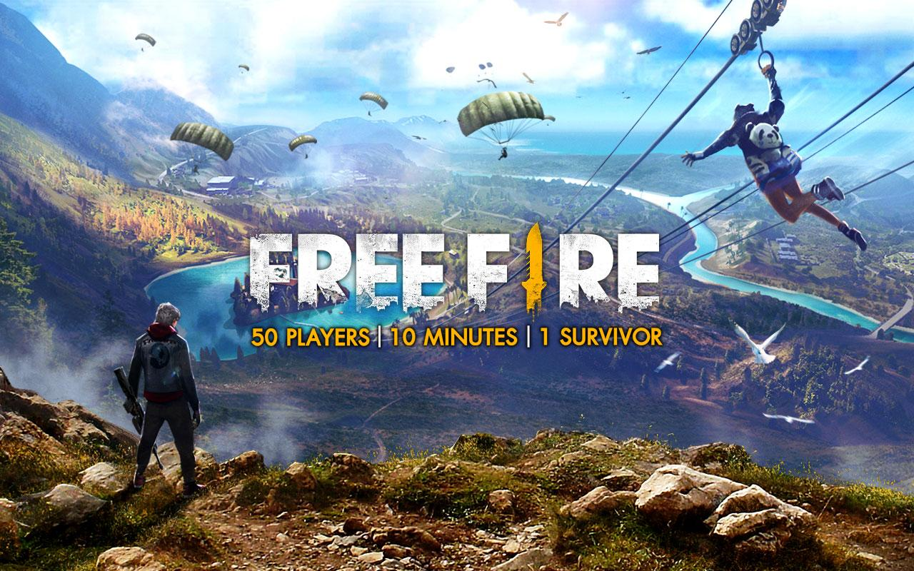 Garena Free Fire screenshot 1
