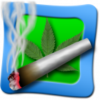 Roll A Joint Icon