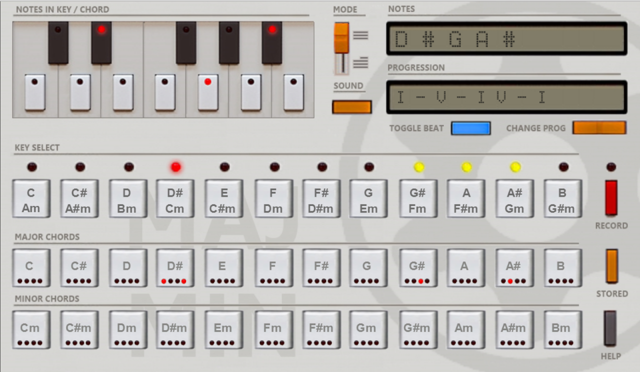 Easy Chords Studio screenshot 2