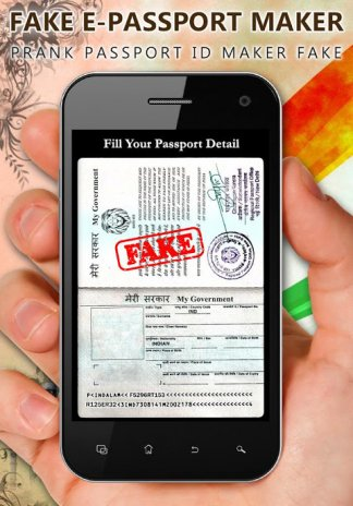 Fake Government Fake Government Id Id Maker