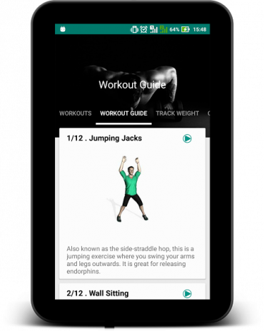 7 Minute Daily Weight Loss Home Workouts Screenshot 12