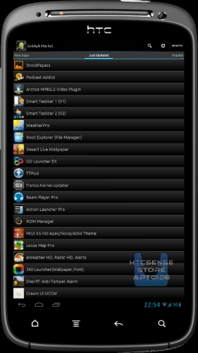 GetApk Market screenshot 1